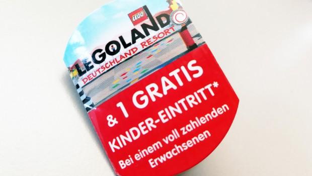 LEGOLAND Gratis-EIntritt Gutschein