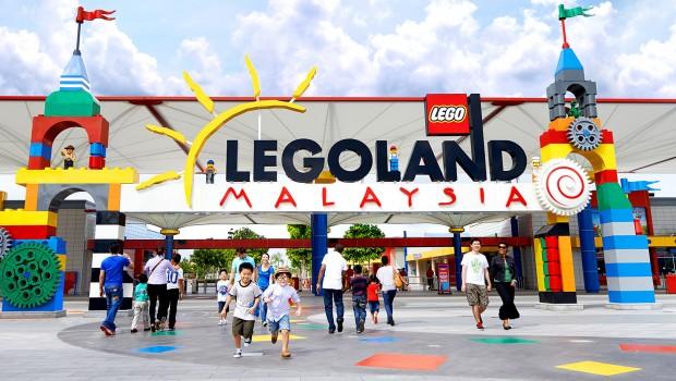 LEGOLAND Malaysia Eingang