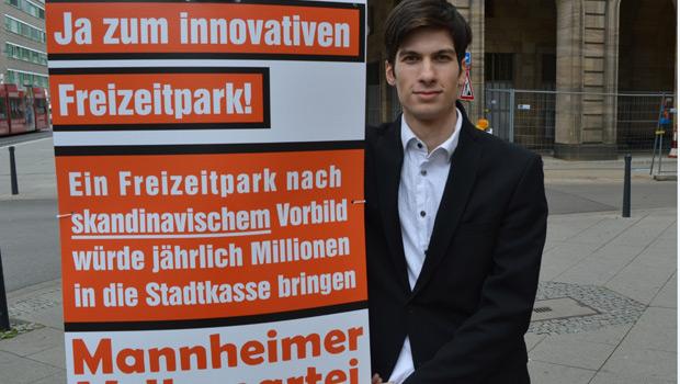 Mannheimer Volkspartei Freizeitpark
