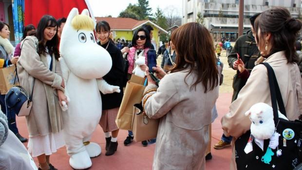 Moominvalley Park Eröffnung 16. März 2019