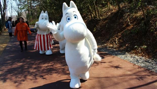 Moominvalley Park Japan Eröffnung März 2019