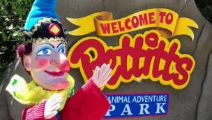 Pettitts Animal Adventure Park eröffnet 2019 fünf Neuheiten