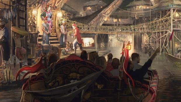 Piraten in Batavia 2020 Boote Artwork