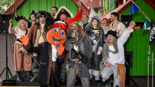 Piraten in Kernies Familienpark