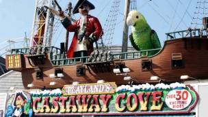 Playland's Castaway Cove eröffnet 2019 vier Neuheiten zum 60. Geburtstag