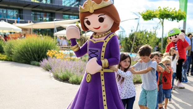 PLAYMOBIL-FunPark - Prinzessin Rosalie
