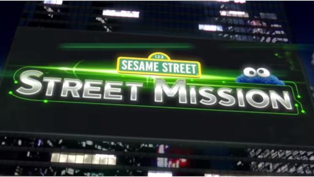 Sesame Street Street Mission PortAventura