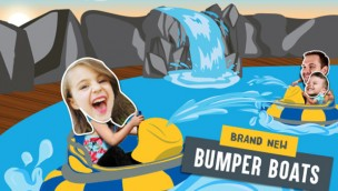 "Codona's Amusement Park kündigt ""Scallywags Bumper Boats"" als Neuheit 2019 an"