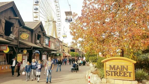 Slagharen Main Street