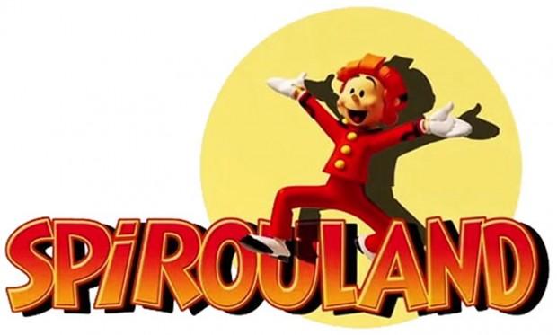 Spirouland Logo Konzept