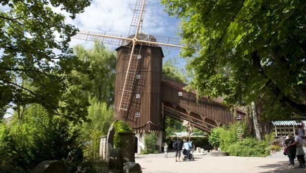 Erlebnispark Tripsdrill Altweibermühle