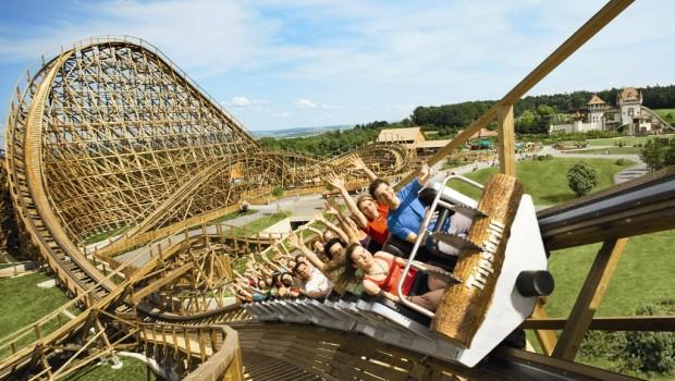 Erlebnispark Tripsdrill Mammut