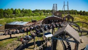 """Wildlands Adventure Zoo Emmen schließt Familienachterbahn """"Tweestryd"""" für Wartungsarbeiten"""