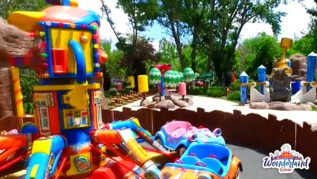 Wonderland Eurasia Kinder-Fahrgeschäfte