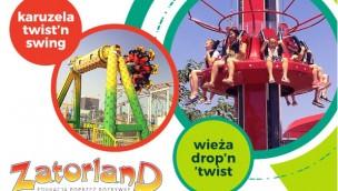 Zatorland in Polen eröffnet 2019 sechs Neuheiten