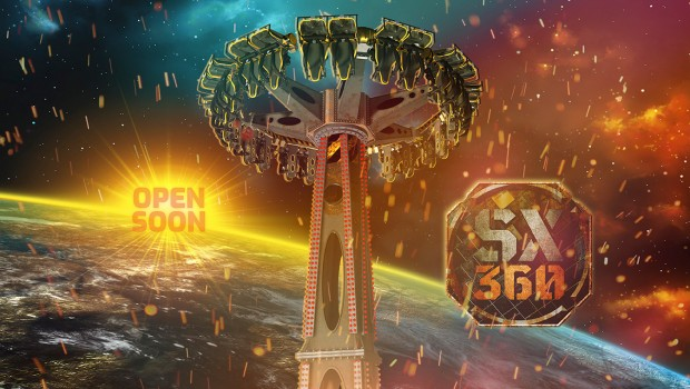 Aussie World Überkopf-Pendel SX360