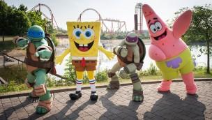 BELANTIS Leipzig Show Spongebob