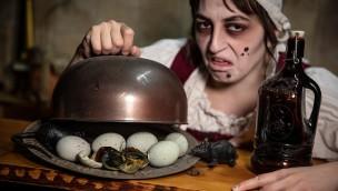 Berlin Dungeon serviert zu Ostern 2019 besondere Ostereier und freien Eintritt