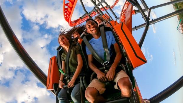 Busch Gardens Tampa Bay Tigris OnRide