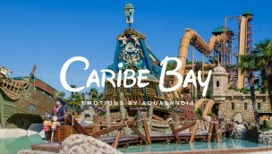Wasserpark Aqualandia  Jesolo wird 2019 in Caribe Bay umbenannt – Rekord-Attraktionen geplant