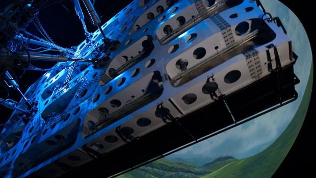 Cinecittà World Flying-Theater Volarium
