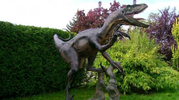 DinoWeltWäldchen Eckartsberga