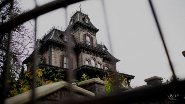 Disneyland Paris Phantom Manor Wiedereröffnung 2019