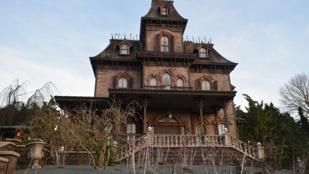 Disneyland Paris Phantom Manor Wiedereröffnung Termin