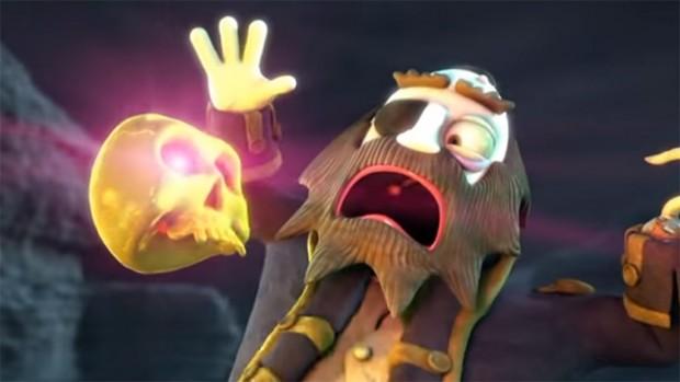 Drievliet The Curse of Skull Rock Film