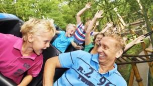 Duinrell inklusive Tikibad Tickets nur 14,95 € (statt 23,50 €): Angebot für Freizeitpark online nutzen!