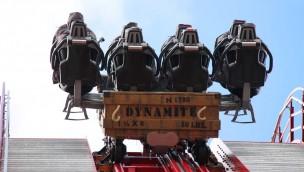 Dynamite Freizeitpark Plohn Eröffnung