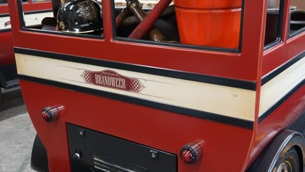 Efteling De Oude Tufferbaan Update Feuerwehr