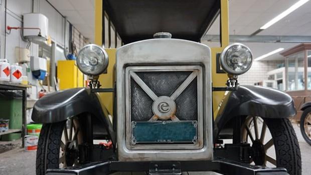 Efteling De Oude Tufferbaan Update Wagen Imker