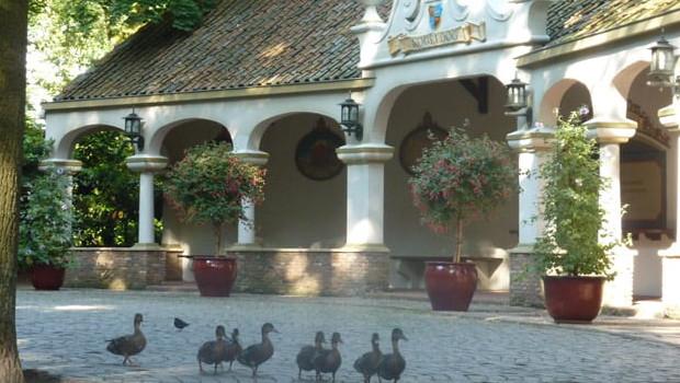Efteling Kogeloog Fassade