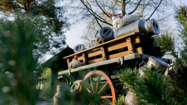 fteling Oldtimer Bahn Tufferbaan 2019