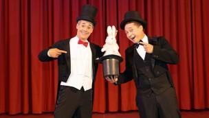 Eifelpark Show FiLu und Mr. Baldo