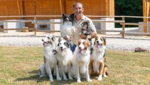 Eifelpark zeigt 2019 täglich Hundeshow mit zwei Veranstaltungen