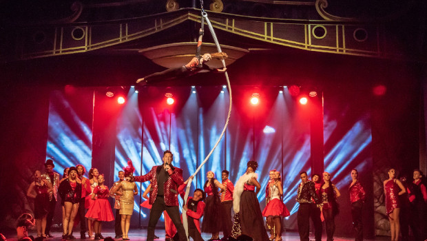 Europa-Park Broadway Drams Camp 2018