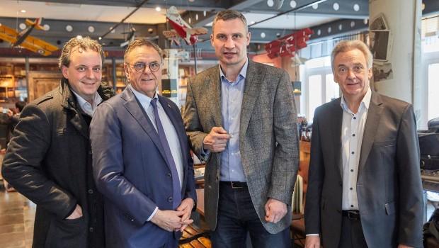Europa-Park Besuch Vitali Klitschko