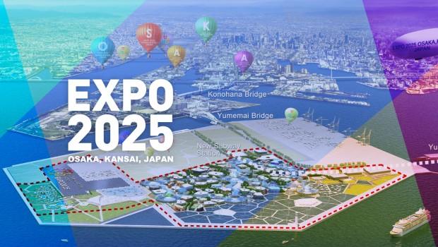 Expo 2025 Osaka Yumeshima Lageplan