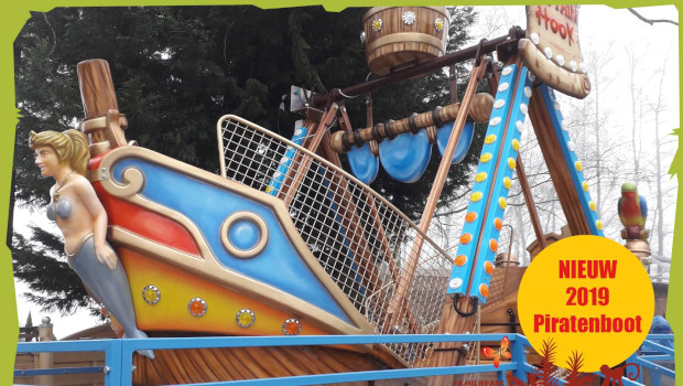 Familienpark Harry Malter Piratenboot