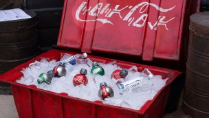 Star Wars Galaxy's Edge Coca-Cola exklusiv