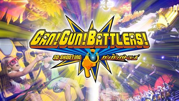 Gan Gun Battlers Tokyo Dome City