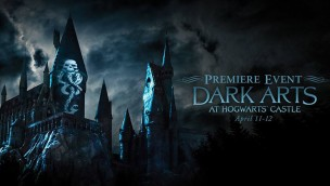 Universal Studios Hollywood Dark Arts at Hogwarts Show