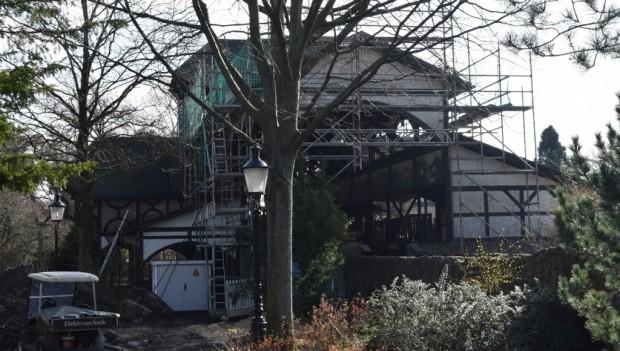 Heide Park Erneuerung Grottenblitz 2019