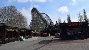 """Heide Park passt Vorplatz von """"Colossos – Kampf der Giganten"""" an neues Gestaltungskonzept an"""