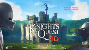 Knights Quest 4D-Film