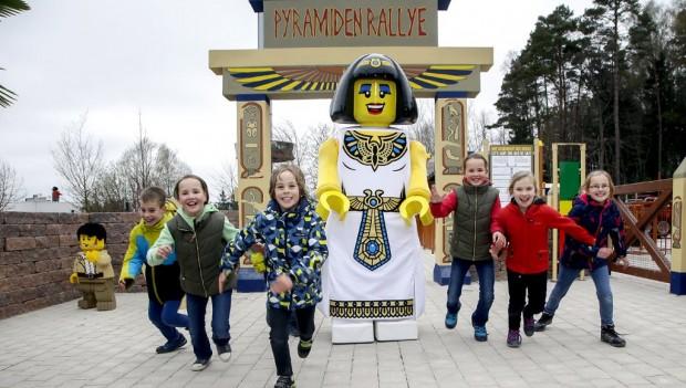 Legoland Deutschland Land der Pharaonen neu 2019