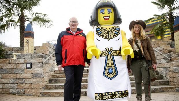 Legoland Deutschland Land der Pharaonen neu 2019 (mit Martin Kring)