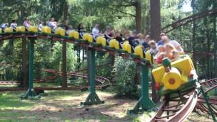Magic Park Verden Achterbahn Eiserne Schlange